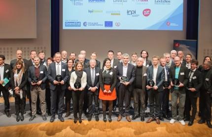 Pluie de trophées dans les entreprises du Grand Est et de Bourgogne-Franche-Comté