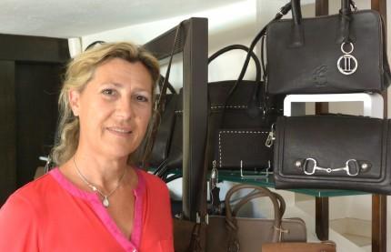 Les Femmes de l'Économie saluent les sacs connectés de Valérie Mannarelli, fondatrice d'OJH