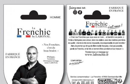 L'Alsacien Labonal devient le porte-drapeau de la chaussette française