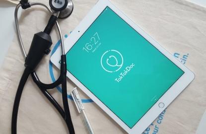 Le coin des start-up : NeMo Health et sa plateforme de télémédecine TokTokDoc, Netlooks avec des montures de lunettes sur-mesure