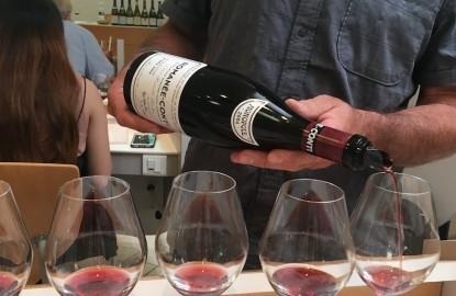 A l'école de la dégustation des 33 grands crus des vins de Bourgogne