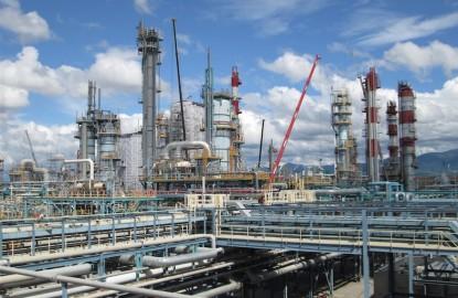 Butachimie investit 250 millions d'euros sur le complexe chimique de Chalampé en Alsace
