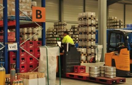 A Metz, France Boissons inaugure un entrepôt de 2,3 millions d'euros pour optimiser ses livraisons et améliorer les conditions de travail