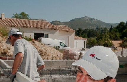 Depuis l'Alsace, le groupe familial de construction Rector-Lesage déploie ses bétons d'Est en Ouest