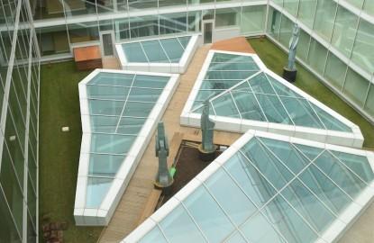 Avec la rénovation de son siège social à Metz et une agence passive dans les Vosges, la  Banque Populaire Alsace Lorraine Champagne construit plus durable