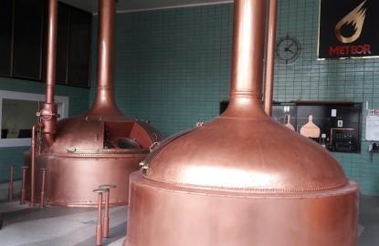 La brasserie familiale alsacienne Meteor met la huitième génération aux commandes de ses cuves