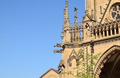 Entre style Renaissance, impérial germanique et contemporain, Metz est un livre d'architecture à ciel ouvert
