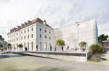 Avec les derniers équipements de l'Institut Image et le projet de Cité du numérique, Chalon-sur-Saône amplifie sa vocation sur l'image