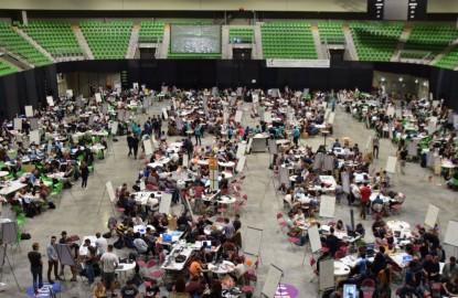 A son second Crunch Time, l'UTBM met à disposition de 50 entreprises, 1700 élèves-ingénieurs pour plancher sur 170 projets d'innovation