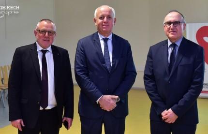 A Montbéliard, le lycée Cuvier montre la voie pour rapprocher entreprises et Éducation nationale