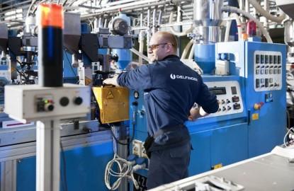 Dans le Doubs, le centre d'expertise du tube de l'équipementier automobile Delfingen prend forme