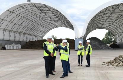 Pourquoi Suez et Engie investissent 18 millions d'euros sur le site régional d'enfouissement des déchets de Drambon, en Côte-d'Or