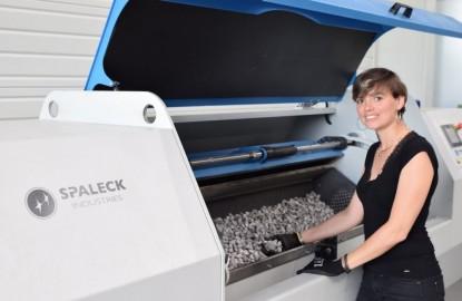 Pourquoi Spaleck Industries reloge ses tonneaux d'ébavurage sur la zone d'activité de Technoland dans le Pays de Montbéliard