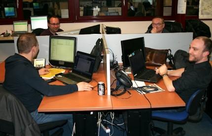 La société de services informatiques ESDI oublie la crise de 2008 et relance son développement à Belfort