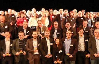 Les seize success-stories de l'année du réseau Entreprendre® Franche-Comté
