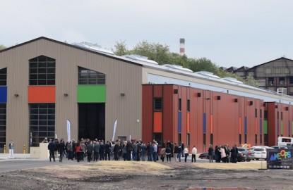 En Saône-et-Loire, Mecateamcluster inaugure la première halle mutualisée de maintenance ferroviaire