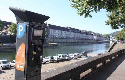 A Besançon, le leader mondial des solutions de stationnement Parkeon s'envole avec Flowbird