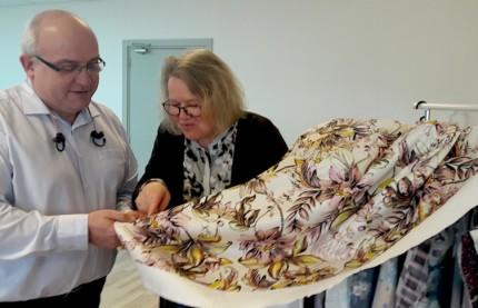 A Mulhouse, Mitwill Textiles Europe bouscule vivement les codes du textile