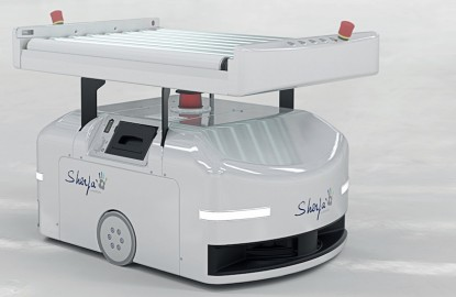 L'Alsacien Norcan lance un robot collaboratif d'assistance à la préparation de commandes et à la manutention