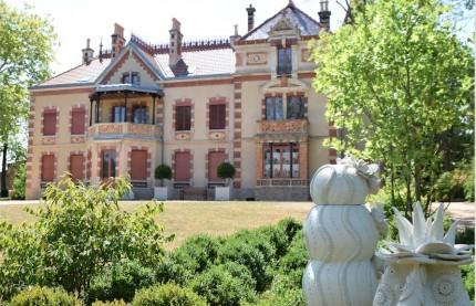 Journées du patrimoine : la villa Perrusson, vitrine du savoir-faire de l'industrie céramique en Saône-et-Loire au 19ème siècle