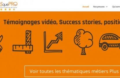 Né en Alsace, le portail de professionnels Plus que PRO développe un réseau de franchise