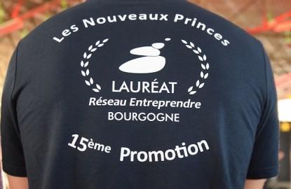 Les douze sucess-stories de l'année du Réseau Entreprendre® Bourgogne