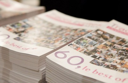Le magazine de Traces Ecrites News, 60, le best of, édition 2018 est sorti : une année économique en Bourgogne-Franche-Comté et dans le Grand Est