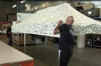 Après l'événementiel, le fabricant de tentes et chapiteaux Vitabri revient aux marchés de ville