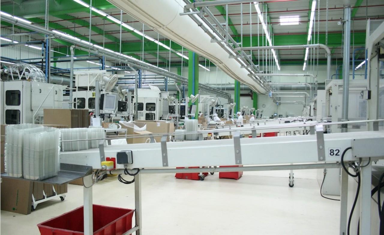 L'usine d'Ornans de Guillin Emballages est le berceau historique du groupe ; elle emploie 350 personnes.
