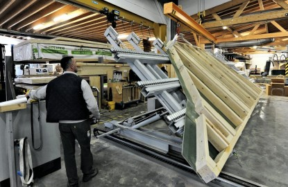 Avec leur MOB, les maisons Lutz accélèrent dans la construction bois, du Haut-Rhin au nord Franche-Comté