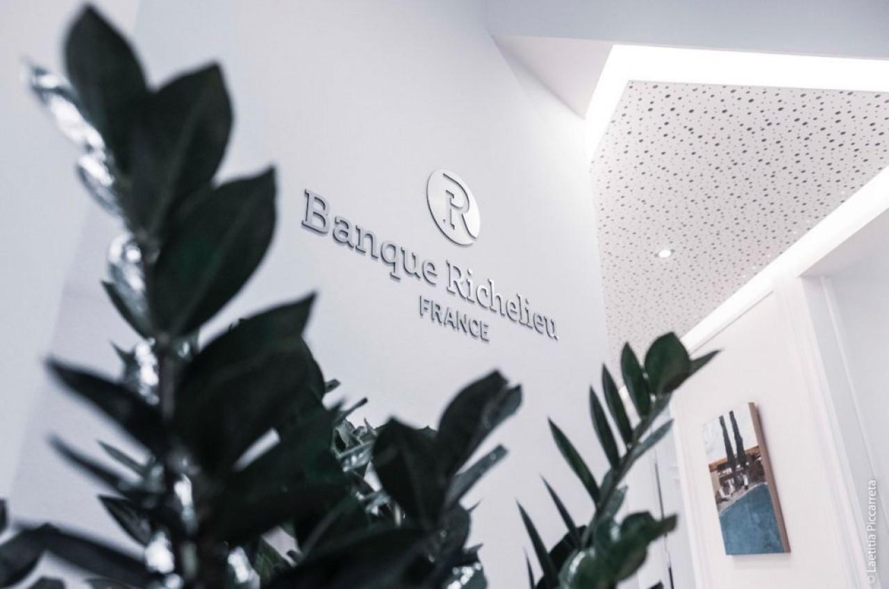 Strasbourg est la troisième implantation régionale de la Banque Richelieu France.