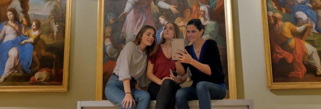 La start-up bisontine équipe déjà une trentaine de sites : monuments, musées, lieux touristiques..., en France et à l'étranger. © Livdeo.