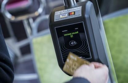 En première nationale, le paiement des transports en commun par carte bancaire fait un carton à Dijon