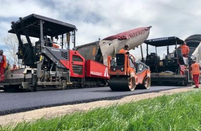 Rougeot TP Meursault déploie toute son énergie dans les travaux publics, le bâtiment et bientôt l'hydrogène