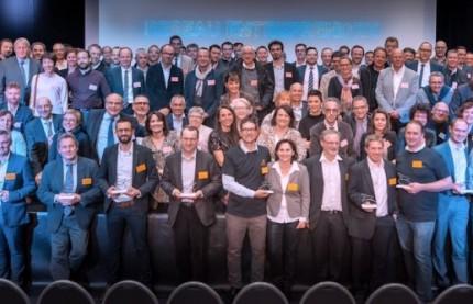 Seize nouveaux entrepreneurs accompagnés par le Réseau Entreprendre Franche-Comté