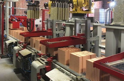Ils innovent : Wienerberger fabrique en Alsace une brique isolante pour la construction