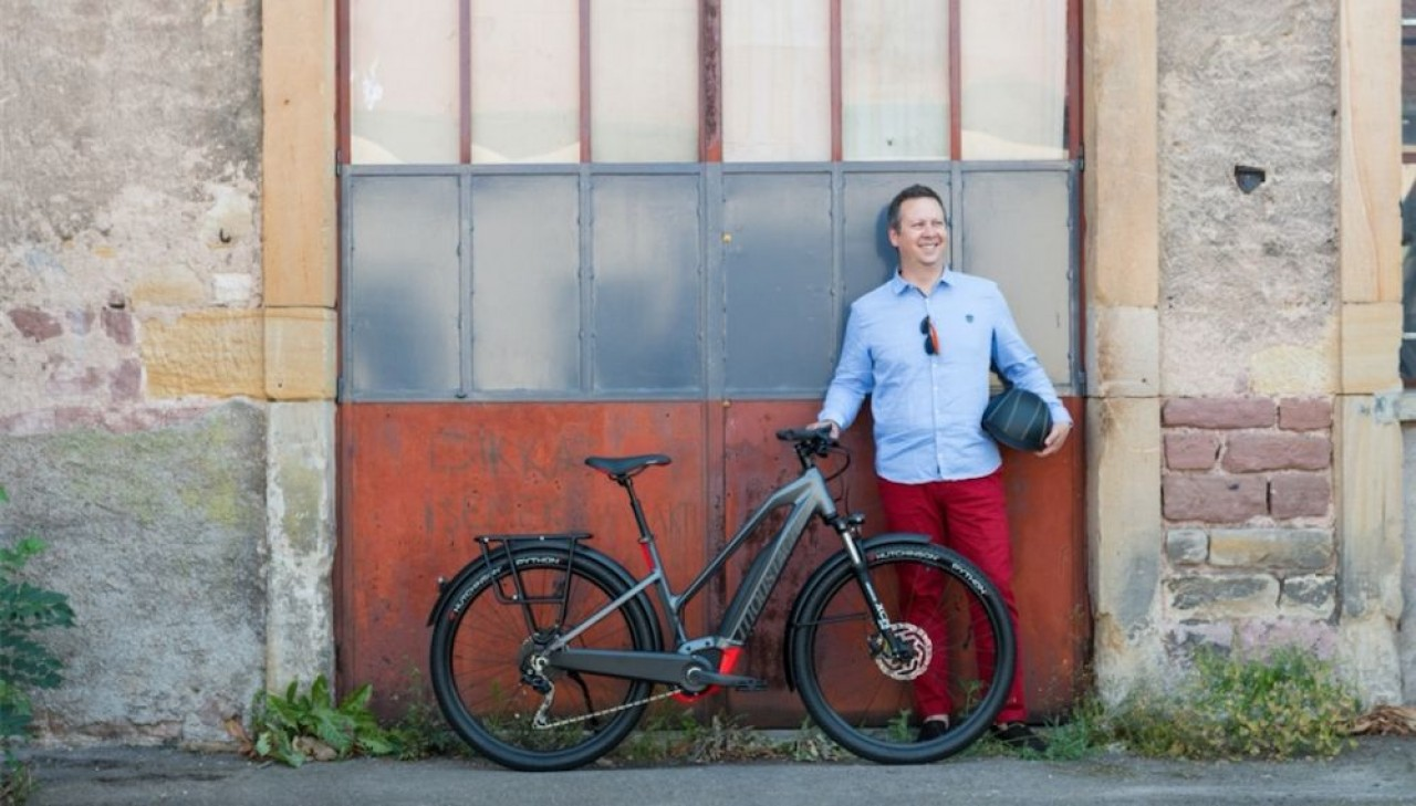 Fabricant de vélos électriques, Moustache Bike a vu son chiffre d'affaires progresser de 30% l'an passé pour s'établir à 50 millions d'€. © Moustache Bikes