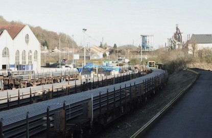 En Moselle, le sidérurgiste British Steel se prépare au Brexit