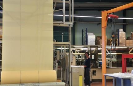 Le Syndicat textile de l'Est confie à une super DRH le soin de recruter 150 salariés