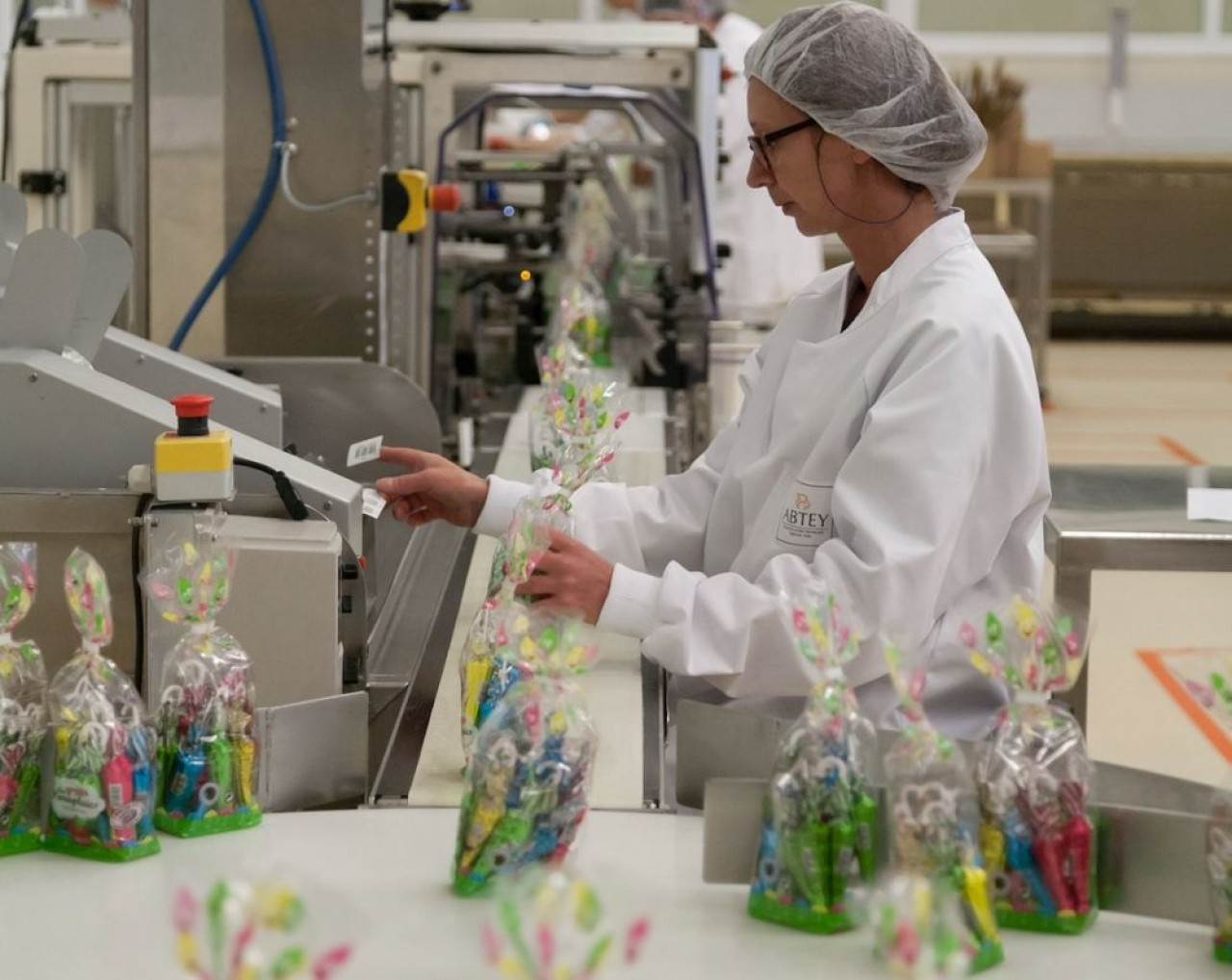 La gamme liqueur, spécialité d'Abtey, procure une moitié du chiffre d'affaires à Pâques, l'autre à Noël. ©Panoramaweb
