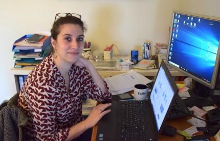 A Dijon, Charlotte Rolland développe Merempsa, une sorte de « BlaBlaCar » de la santé