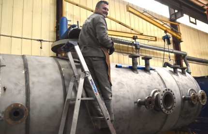 Grâce à l'exploration de nouveaux marchés, Oeltechnik résiste à la crise pétrolière