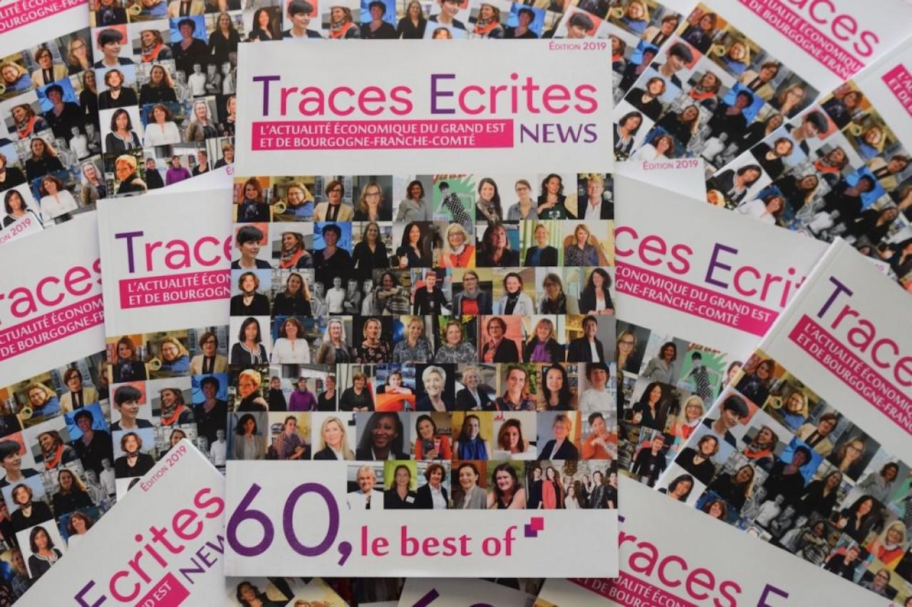 La septième édition du magazine annuel de Traces Écrites News, uniquement consacrée au cheffes d'entreprise et dirigeantes, est en vente sur notre compte PayPal. © Jean-Christophe Tardivon.