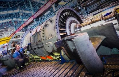 En visite à General Electric Belfort, Bruno Le Maire dit vouloir encourager une diversification dans l'aéronautique et l'hydrogène