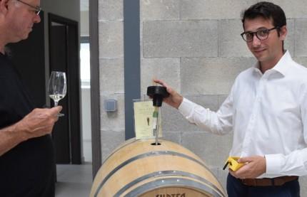 Après la cave, R-tech Solutions fait entrer le numérique dans les vignes