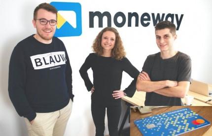 Le coin des start-up : du haut-Doubs à Strasbourg, la néo-banque Moneway et les drones de Terremys