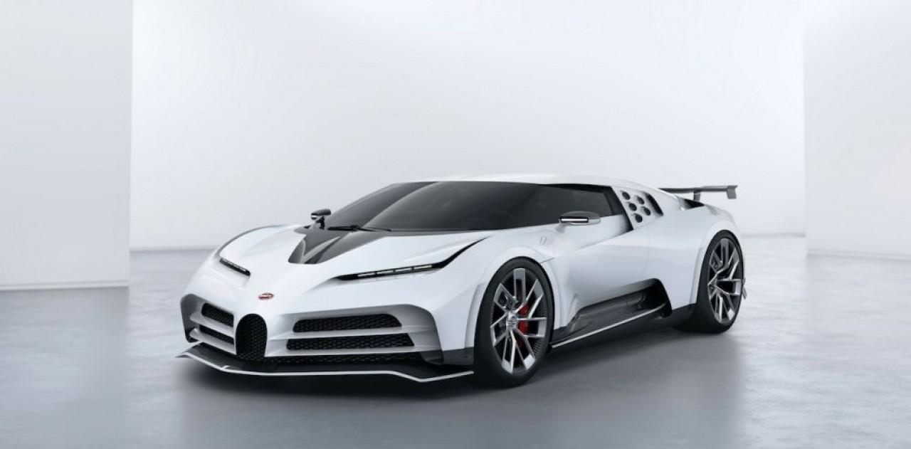 Pour son 110ème anniversaire, Bugatti a sorti La Centodieci (110 en italien), en 10 exemplaires à 5 millions d'€ l'unité, tous vendus !
