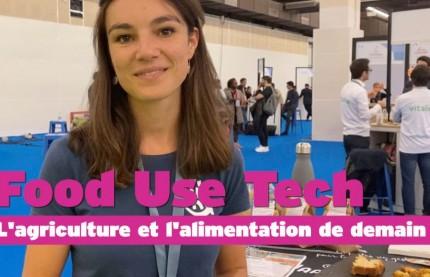 Agriculture de précision et antigaspi au menu de Food Use Tech à Dijon (Vidéo)