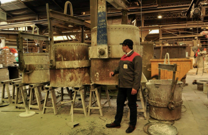 Les Bronzes d'Industrie se fondent dans un investissement de 6 millions d'€ pour bâtir l'avenir