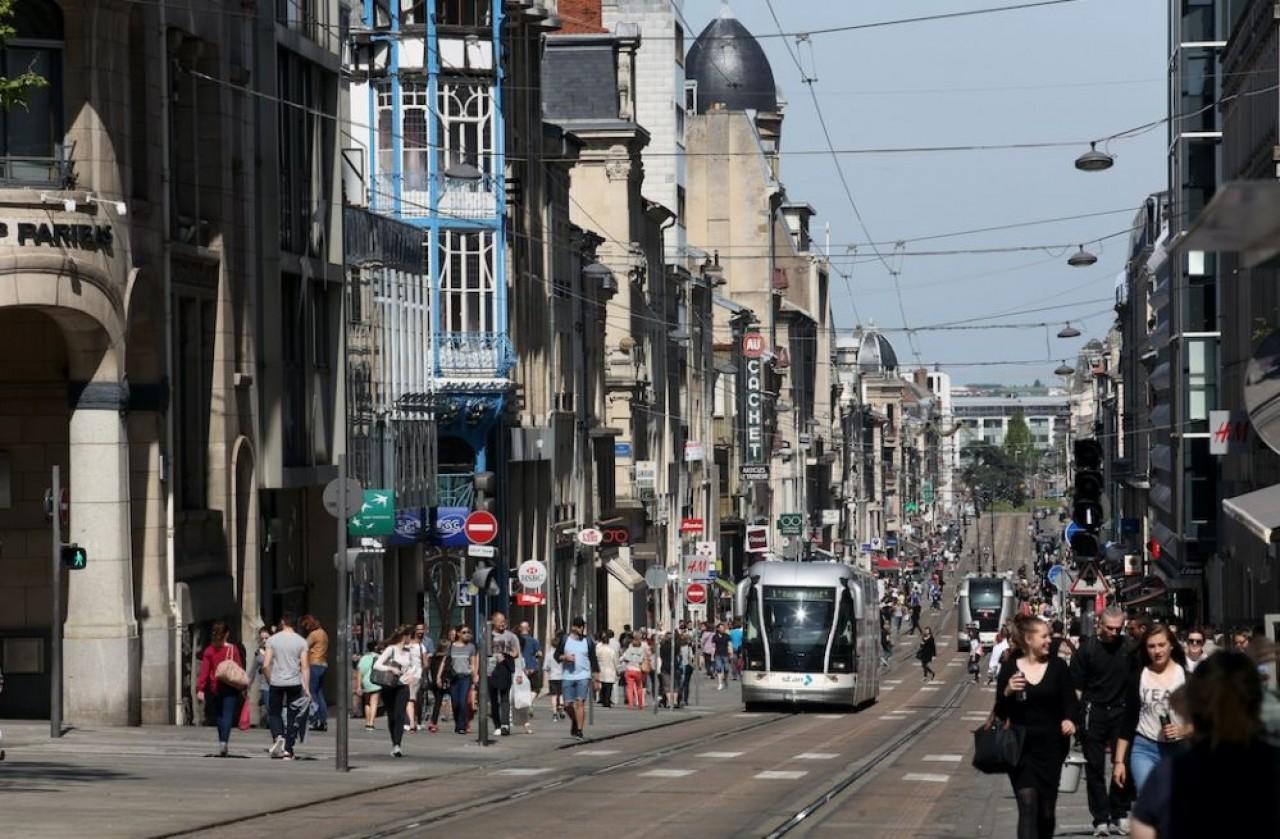 Des simples prêts, la mission de la Banque des Territoires évolue pour enclencher des actions de développement économique, pour doper le commerce notamment, sujet de son colloque ce 1er octobre à Arras. ©Ville de Nancy